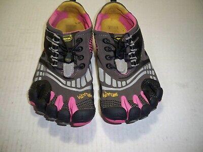 Vibram Five Fingers KSO Women/'s US 5.5-6//EUR 37 Fitness Shoes Silver Pink T17