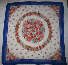 Superbe et auth Foulard GUCCI 100% soie TBEG vintage scarf