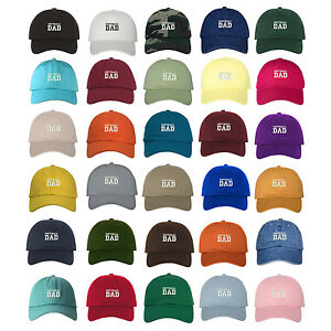 Image is loading SOFTBALL-DAD-Dad-Hat-Embroidered-Sports-Father-Baseball- 47ad7a83b20