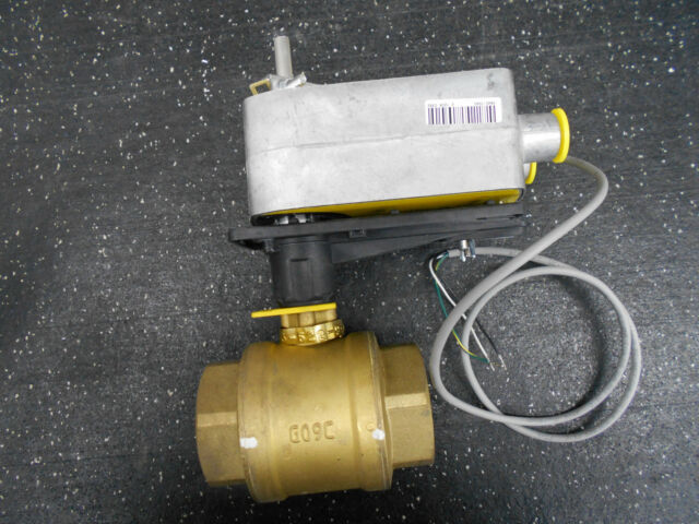 SCHNEIDER ELECTRIC DURA DRIVE MA70-7040 TWO POSITION ACTUATOR W/ 2