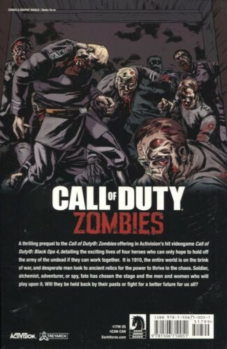 CALL OF DUTY ZOMBIES 2 TPB