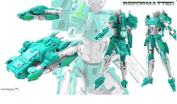 Mastermind creación Mmc reordenada-r-09 - Azalea El Vengador (verde)