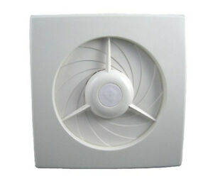 6 Inch Room Extract Exhaust Fan Bathroom Toilet Kitchten Wall Window Ventilation