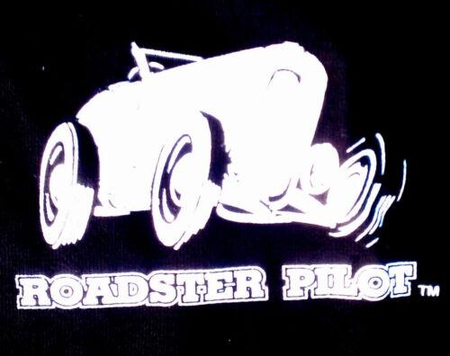 Rat Rod Hot Rod Roadster Pilot T-Shirt