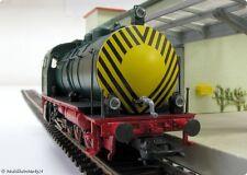 TRIX H0 Dampfspeicher-Lokomotive GKM Nr. 3 DCC KK