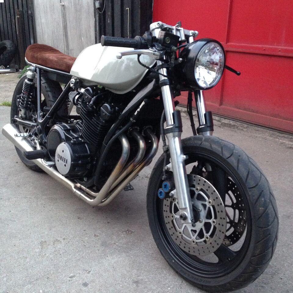 Yamaha, XS 750, 750 ccm