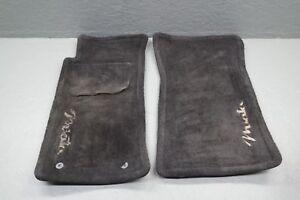 90-97-MAZDA-MX-5-MIATA-OEM-FRONT-BLACK-CARPET-FLOOR-MATS