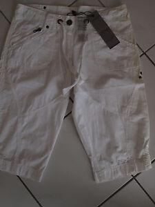 WunderschöNen Short In Weiß Gr 36 Neu/original Op 59,95€ Von Broadway Kleidung & Accessoires
