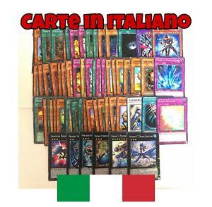 Yu-Gi-Oh-Lotto-50-carte-6-carte-XYZ-tutte-in-ITALIANO-Sempre-3-carte-Numero