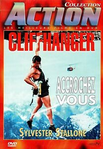 DVD-Collection-Action-Cliffhanger-Occasion-France
