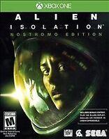BRAND NEW Sealed Alien: Isolation (Microsoft Xbox One, 2014)