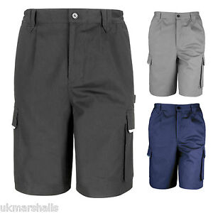 Result-Work-Guard-Action-Shorts-XS-4XL-RS309