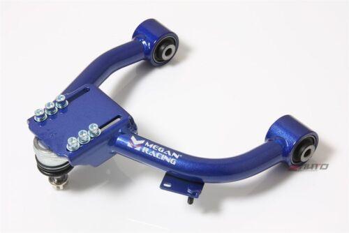 MEGAN 2pc Adjustable Front Upper Camber Control Arm Accord 98-02 CG1 CG2 CG3 CG5