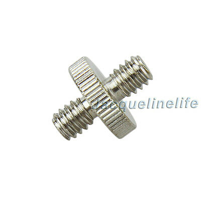 "1/4""/3/8"",Female/Male Threaded Screw Adapters, Camera Camcorder Basic Accessory"