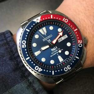 Seiko Japan Dial Special Ed Prospex Padi Turtle Skx Diver S Watch