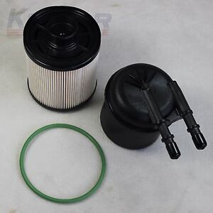 image is loading new-fuel-filters-fd4615-liter-powerstroke-for-2011-