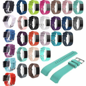 FOR-Fitbit-CHARGE-2-Replacement-Silicone-Rubber-Bands-Strap-Wrist-Band-Bracelet