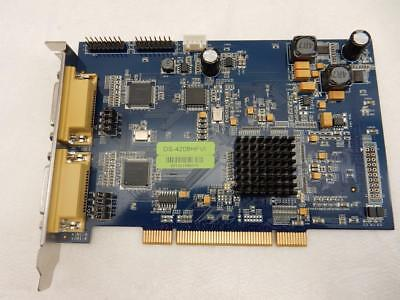 New Hikvision DS-4016HCI 16-Channel Video Audio Capture PCI DVR NVR Card
