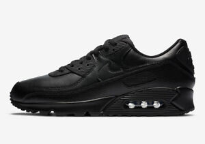 Nike-Air-Max-90-LTR-Black-Multi-Size-US-Mens-Athletic-Running-Shoes-Sneakers
