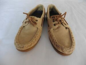 Sperry-Top-Siders-Men-039-s-size-9-5M-FREE-Shipping-k