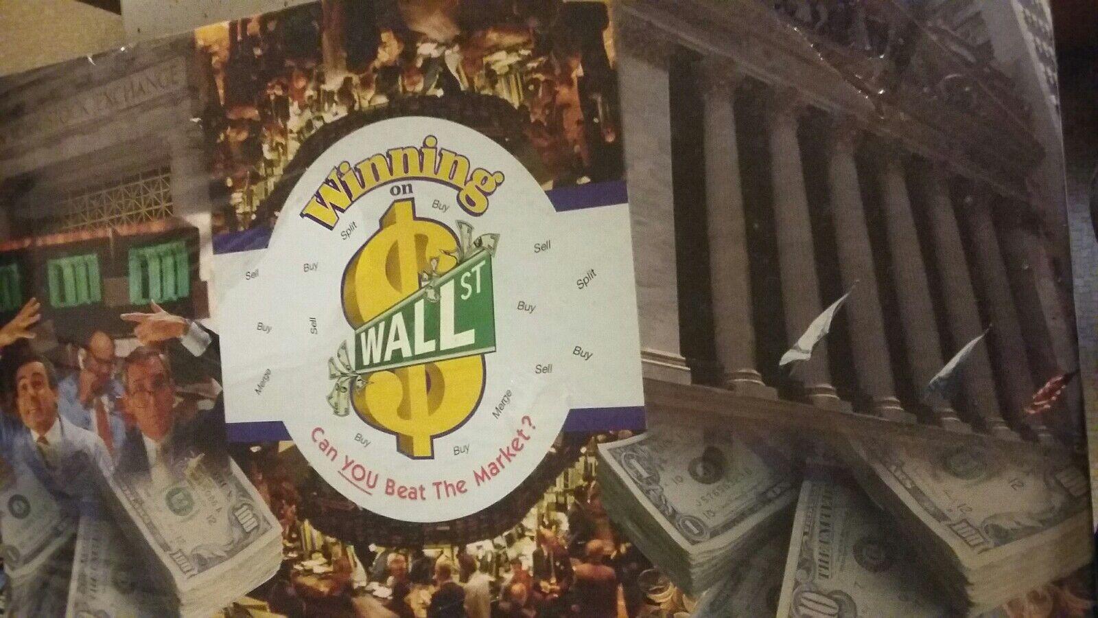 Meilleur Enchérisseur sur Wall Street Board Game New Sealed-LIVRAISON GRATUITE