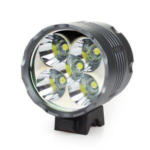 Waterproof XML T6 LED Bicycle Head Light MTB Head Front Bike Lamp Torch HeadLamp
