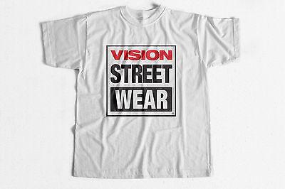 Neu USA Skate Vision Street Wear 80s skater T Shirt S-5XL Limited !!