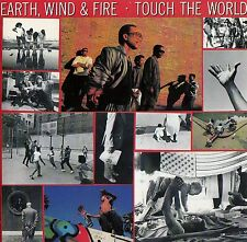 EARTH, WIND & FIRE : TOUCH THE WORLD / CD (CBS 460409 2)