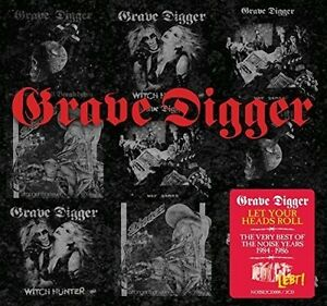 Grave-Digger-Let-Your-Heads-Roll-Very-Best-Of-The-Noise-Years-New-CD-UK-I