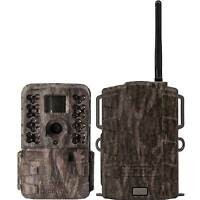 Moultrie M40i 16mp 80' Video No Glow Ir Game Trail Camera + Mobile Field Modem on Sale