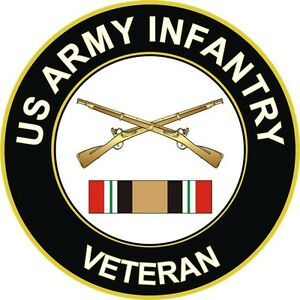 Army-Infantry-Iraq-Veteran-5-5-034-Decal-Sticker