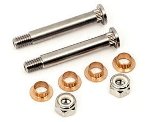 For 2000-2011 TOYOTA TUNDRA USA-Made Front Door Hinge Pin /& Bushing Repair Kit