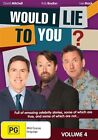 Would I Lie To You : Vol 4 (DVD, 2015, 3-Disc Set)