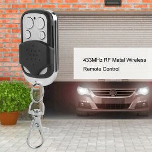 433MHz-Wireless-RF-Remote-Control-Learning-Code-Transmitter-Garage-Door-Clone