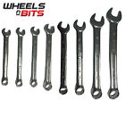 8 PC Piece Combination High Quality polished Spanner Set 8 9 10 12 13 14 17 19mm