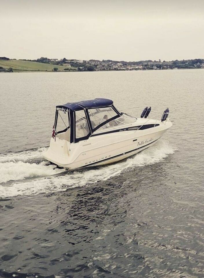 bayliner 2355 ciera sunbridge, Motorbåd, årg. 1996
