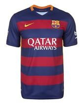 Nike Youts FC Barcelona Kindertrikot Jersey Große XL Saison 2015 Neu Mit Etikett