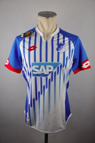 Hoffenheim Trikot TSG 1899 Lotto Neu Gr L SAP 2015-2016 Jersey Shirt