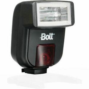 OPEN-BOX-Bolt-VS-260P-Compact-Camera-Flash-for-Pentax-amp-Select-Samsung-Cameras
