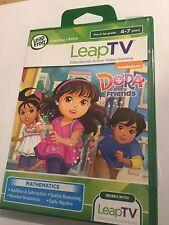 Leap Frog Nuovo di Zecca LeapFrog Leap TV LeapTV Gioco Dora l'Esploratrice & Friends