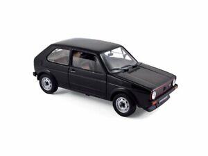 VW Volkswagen Golf GTI - 1976 - black - Norev 1:18