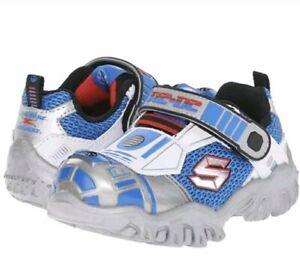 Skechers Kids Boys Star Wars R2d2 Damager Iii Shoes Sneaker Toddler Size 5 Ebay