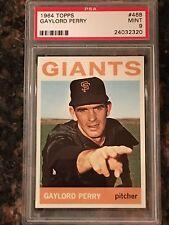 1964 Topps Gaylord Perry #468 Baseball Card