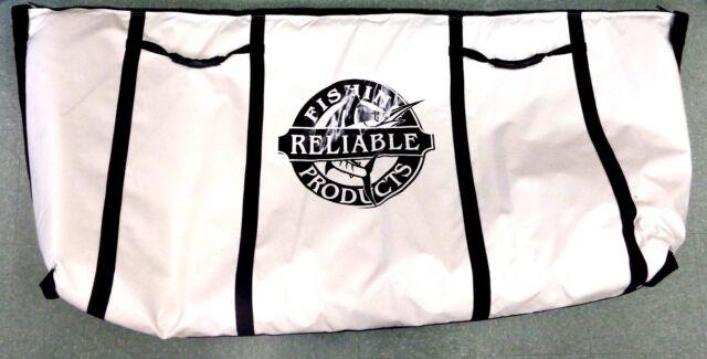 Reliable Fish Bag 30 X 72 Rf3072 240 Qt Soft Kill