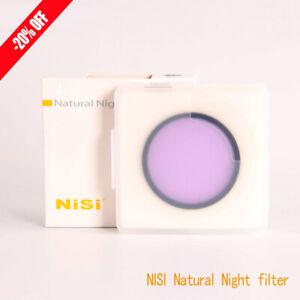 NISI-40-5-46-49-52-58-62-67-72-77-82-95mm-Natural-Night-Filter-Light-Pollution