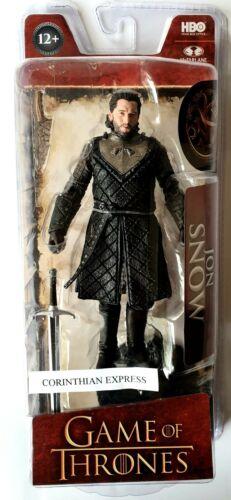 "Game of Thrones Jon Snow 6/"" action figure McFarlane Toys Season 7 - IN STOCK"