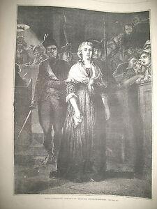 MARIE-ANTOINETTE-TRIBUNAL-REVOLUTIONNAIRE-CHOEUR-WESTMINSTER-GRAVURES-1858