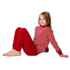 f8557674c9 Das Bild wird geladen Living-Crafts-Baby-Kinder-Schlafanzug -zweiteilig-Bio-Baumwolle