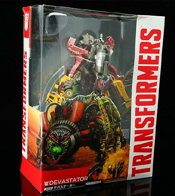 TRANSFORMERS DEVASTATOR COMBINE 7 ROBOT TRUCK CAR ACTION FIGURES KIDS TOY