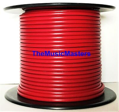 4 Rolls 14 Gauge 500 Feet Power Primary Remote Wire Auto Power Cable Automotive